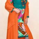 Модная вязанная одежда