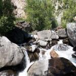 Водопады Чулышман. Алтай, Кату-Ярык