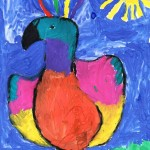 Попугай-1