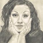 Щербак-Портрет-женщины-мал