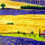 Прованс-пейзаж9_