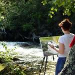 Водопад Ачылман