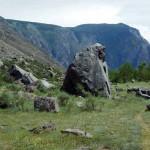 Страж Долины Чулышман. Дорога до водопада Куркуре.