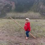 Настоящий художник и путешественник! Дорога до водопада Куркуре