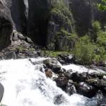 Водопады Чулышман. Алтай.