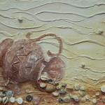 Кувшин на дне океана. Роспись стен и декор стен в Сотвори Себя