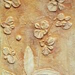 Орхидеи. Роспись стен и декоративные штукатурки в Сотвори Себя