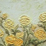 Розы. Роспись стен в Сотвори Себя