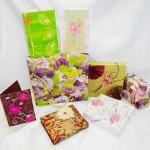 Упаковка подарочная и открытки ручной работы
