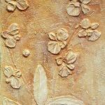 Орхидеи. Роспись стен в Сотвори Себя