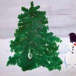 Снеговик-11_