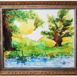 Батик в Сотвори Себя. Картины из батика.