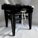 Декор табурета. Школа Творчества Татьяны Шам
