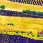 Прованс-Пейзаж4
