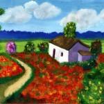 Прованс-Пейзаж6_
